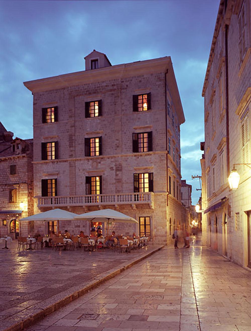 Dubrovnik 360 incentives more dmc croatia for Design hotel dubrovnik
